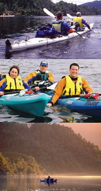Blackaby's Sea Kayaks And Tours - Stayed
