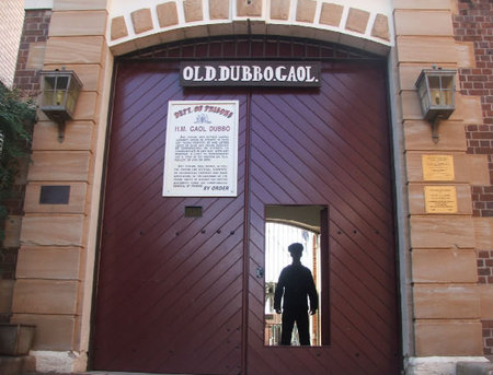 Old Dubbo Gaol - Stayed