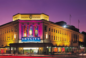 Skycity Casino Darwin - Stayed