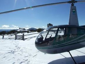 Alpine Helicopter Charter Scenic Tours - Stayed