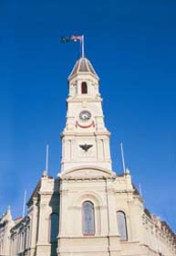 Fremantle Town Hall - Stayed