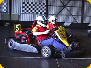 Indoor Kart Hire - Stayed