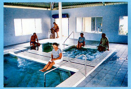 Innot Hot Springs Leisure  Health Park - Stayed