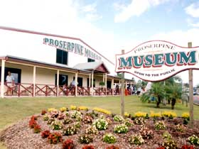 Proserpine Historical Museum - Stayed