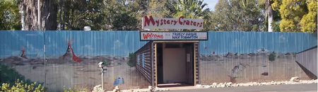 Mystery Craters - Stayed