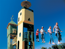 Monash Adventure Park - Stayed