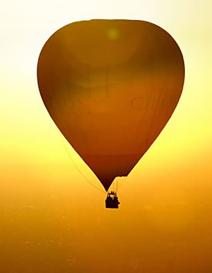 Balloon Flights Over Melbourne - Stayed