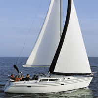 Victorian Yacht Charters - Stayed