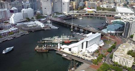 The Australian National Maritime Museum - Stayed