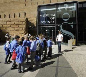 Museum of Sydney - Stayed