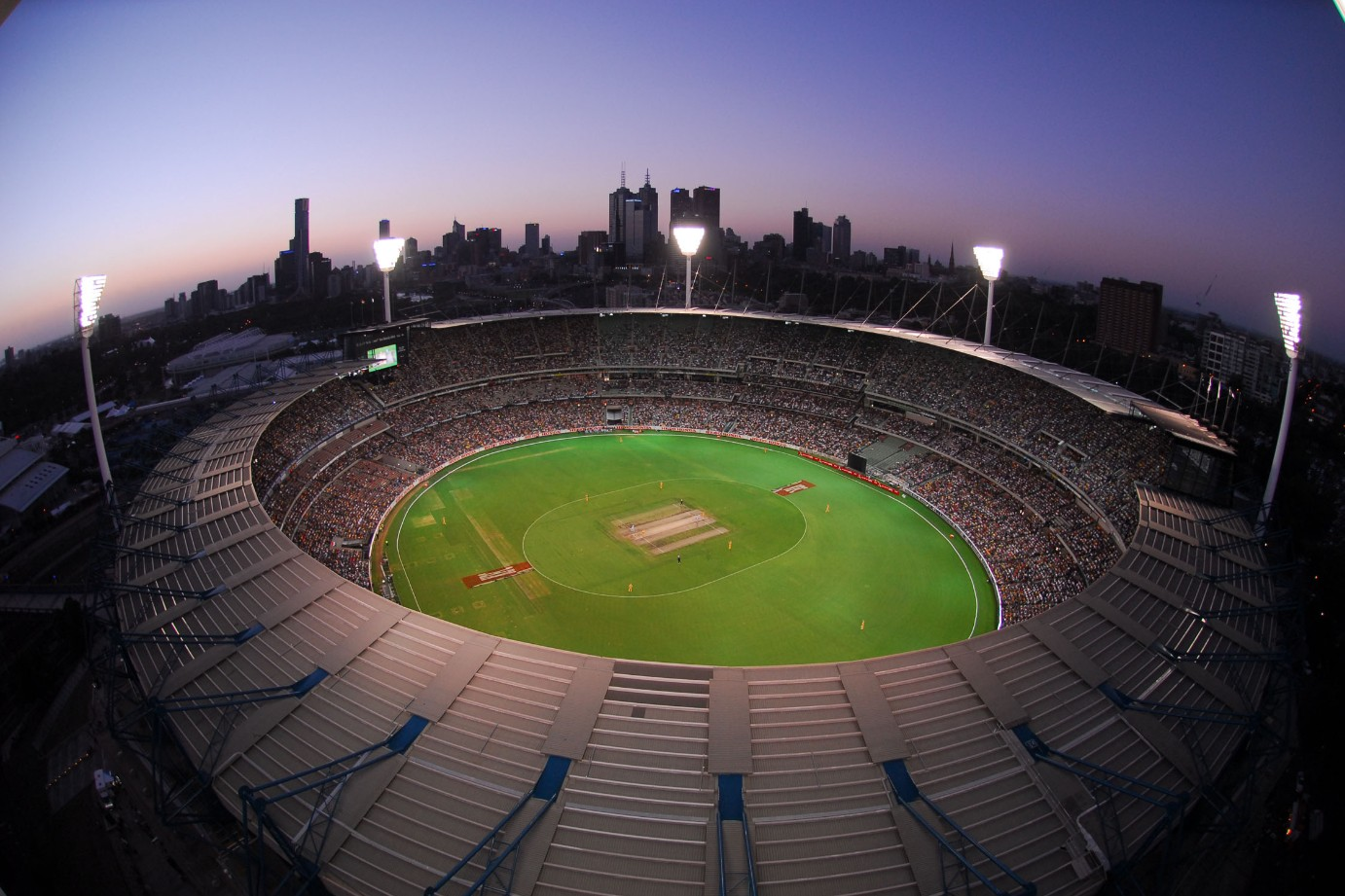 Melbourne Cricket Ground - Stayed