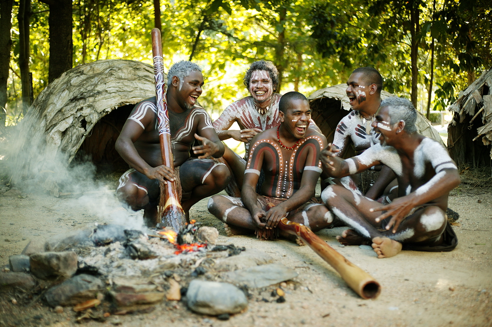 Tjapukai Aboriginal Cultural Park - Stayed