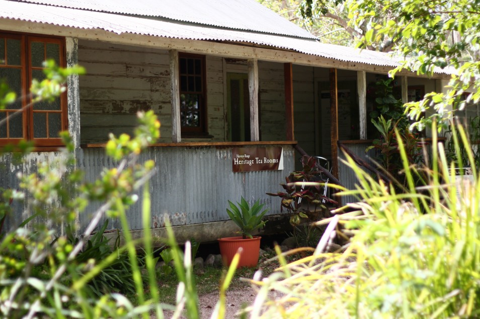 Herveys Range Heritage Tea Rooms - Stayed