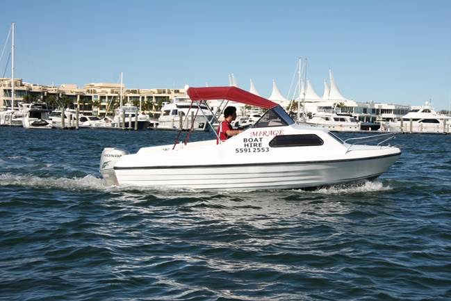 Mirage Boat Hire - Stayed