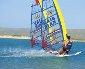 Windsurfing and Surfing - Stayed