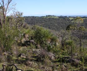 Kitty's Gorge Serpentine National Park - Stayed