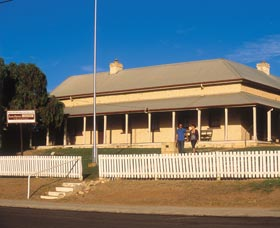 Irwin District Museum - Stayed