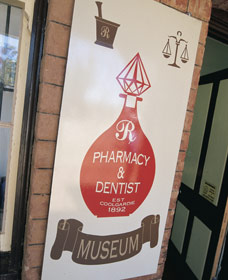 Pharmacy Museum - Stayed