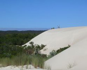 Yeagerup Sand Dunes - Stayed