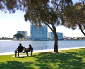 Foreshore Reserve - Stayed