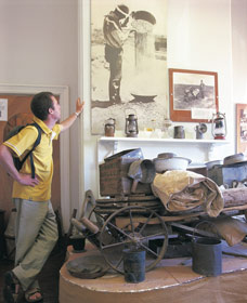 Goldfields Exhibition Museum - Stayed