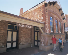 Old Coolgardie Gaol - Stayed