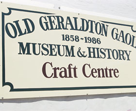 Old Geraldton Gaol Craft Centre - Stayed