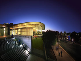 Adelaide Convention Centre - Stayed