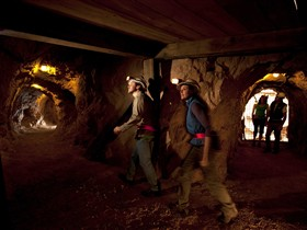 Heritage Blinman Mine Tours - Stayed