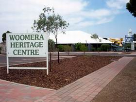 Woomera Heritage and Visitor Information Centre - Stayed
