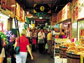 Adelaide Central Market - Stayed