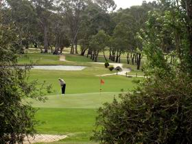 Mount Barker-Hahndorf Golf Club - Stayed