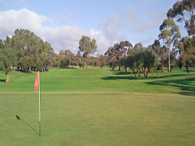 Regency Park Golf Course - Stayed