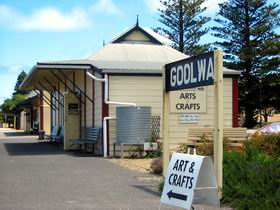 Goolwa Community Arts And Crafts Shop - Stayed
