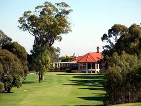 Mount Osmond Golf Club - Stayed