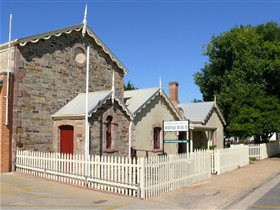 Strathalbyn and District Heritage Centre - Stayed