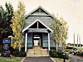 Frogmore Creek Wines - Stayed
