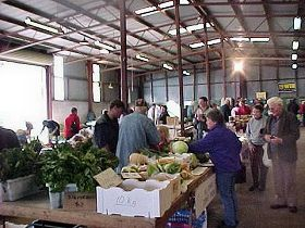Burnie Farmers' Market - Stayed