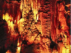 King Solomons Cave - Stayed