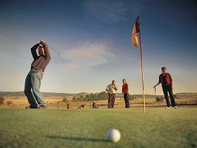 Ratho Farm  Golf - Stayed