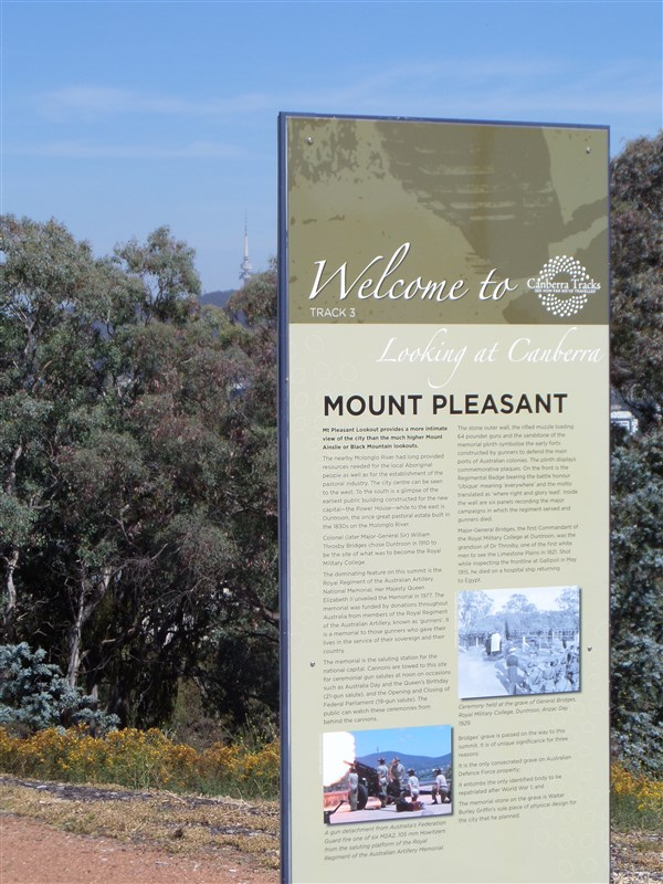 Mount Pleasant Lookout - Stayed
