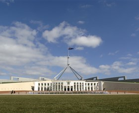 Parliament House - Stayed