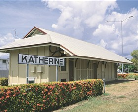 Old Katherine Railway Station - Stayed