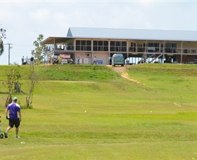 Gove Country Golf Club - Stayed