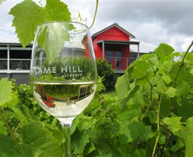 Flame Hill Vineyard - Stayed