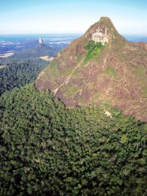 Mount Beerwah Track - Stayed