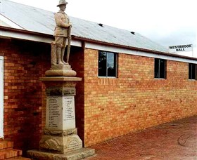 Westbrook War Memorial - Stayed