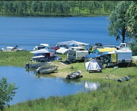 Lake Boondooma - Stayed