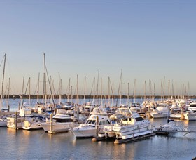 Bundaberg Port Marina - Stayed