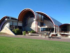 Australian Stockmans Hall of Fame and Outback Heritage Centre - Stayed